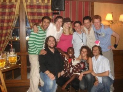 Trainers Team 2008 | Leadership Summer School