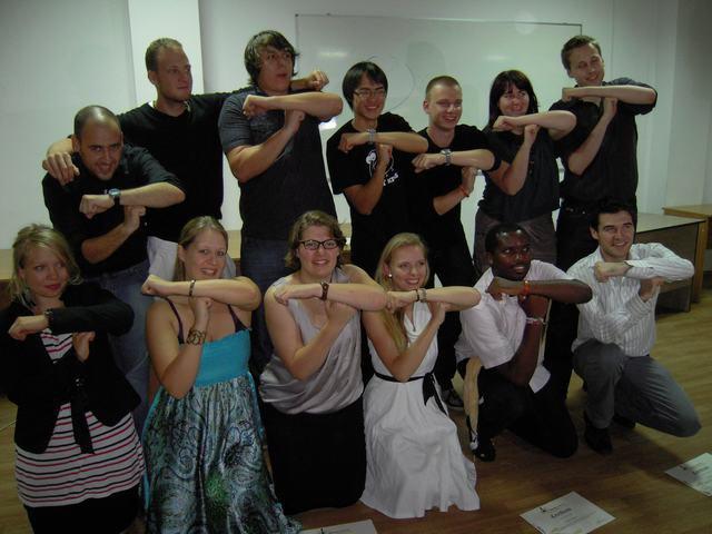 Trainers Team 2011 | Leadership Summer School
