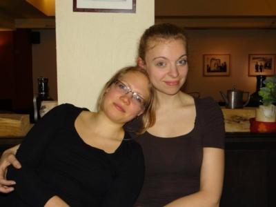 Kajsa Oloffson & Astrid Schrader | Training Coordinators 2012
